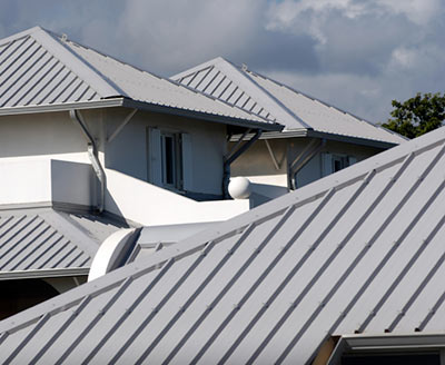 Metal Roofs Installed in Ellenwood