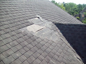 Leaky Roof Repair in Peachtree City, Newnan, GA